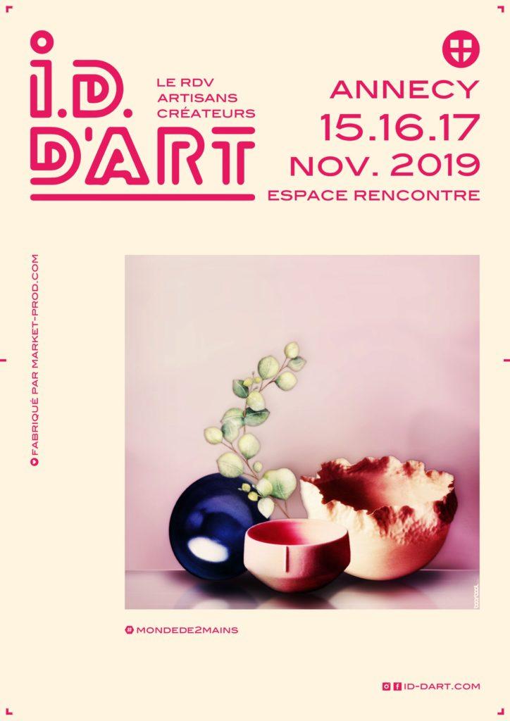 Salon d'art contemporain à Annecy