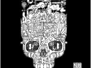Skullcity la cité du crâne