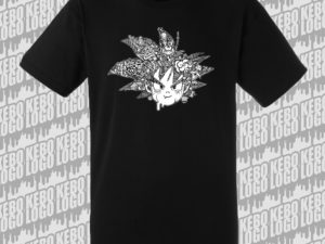 Goku-t-shirt-noir-Olivier-Barot