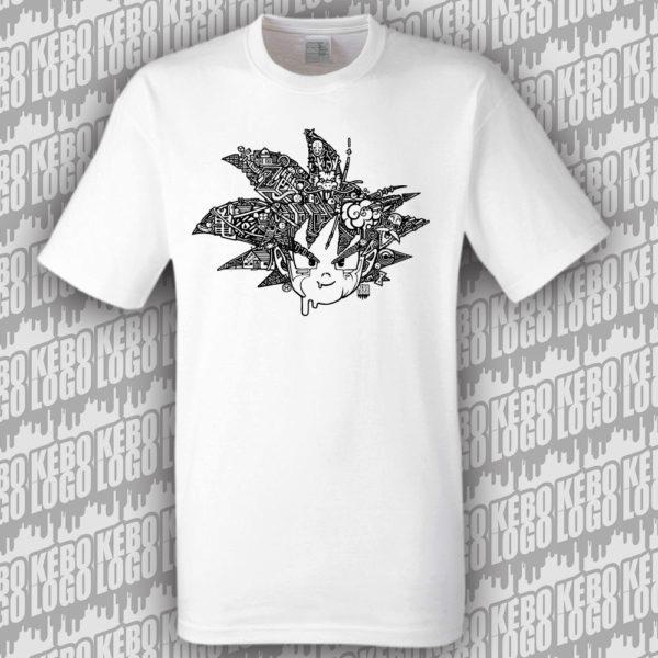 t-shirt-blanc-GOKU