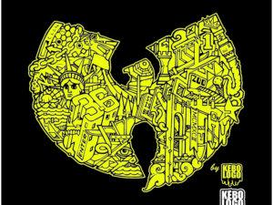 T-shirt Wu-Tang